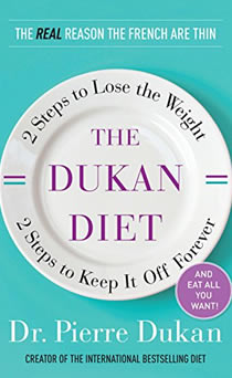 lose weight with dukan diet